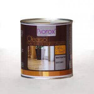 huile dure pour sol BIOROX aléasol