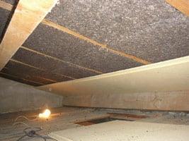 liège expansé et fibre de bois isolation